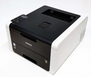 Brother HL-3152CDW Wi-Fi Farblaserdrucker gebraucht