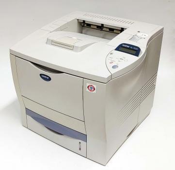Brother HL-7050N HL7050 Laserdrucker SW bis DIN A4 inkl. Netzwerk