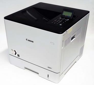 Canon i-SENSYS LBP710Cx Farblaserdrucker 0656C006 gebraucht - erst 16.800 gedr.Seiten