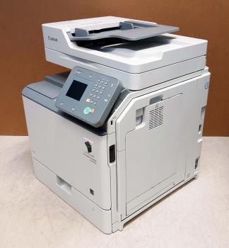 Canon imageRUNNER C1325iF 4-in-1 MFP Farblaserdrucker gebraucht - 23.000 gedr.Seiten