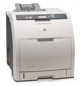 HP Color Laserjet 3800N Q5982A Farblaserdrucker bis DIN A4 gebraucht - 12.960 gedr. Seiten