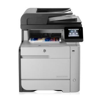 HP Color LaserJet Pro M476dn Farblaser-Multifunktionsgerät CF386A - 6.600 gedr.Seiten