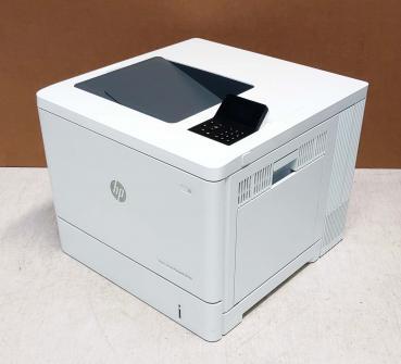 HP Color Laserjet Managed M553DNM B5L38A Farblaserdrucker gebraucht - 29.700 gedr.Seiten