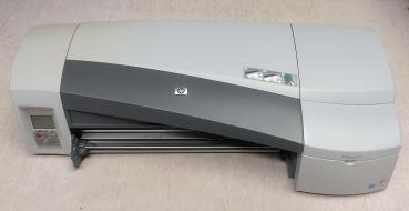 HP DesignJet 70 Q6655A Großformatdrucker erst 4.100 gedr.Seiten