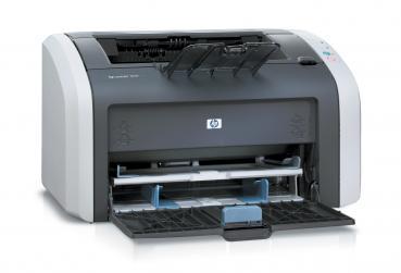 HP LaserJet 1010 Q2460A Laserdrucker SW