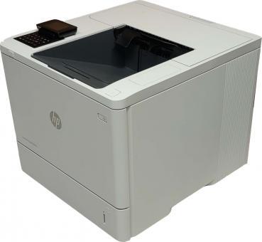 HP LaserJet Enterprise managed E60055dn M0P33A gebraucht - 18.000 gedr.Seiten
