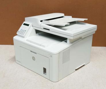 HP LaserJet Pro M227fdn SW Laser-Multifunktionsgerät gebraucht - 2.400 gedr.Seiten