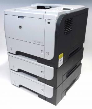 HP LaserJet P3015DN P3015dtn P3015X CE528A gebraucht - 15.600 gedr.Seiten