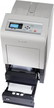 KYOCERA ECOSYS P7035cdn Farblaserdrucker bis DIN A4 - 58.700 gedr.Seiten