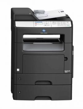 Konica Minolta bizhub 3320 SW-Multifunktionssystem gebraucht - 6.900 gedr.Seiten
