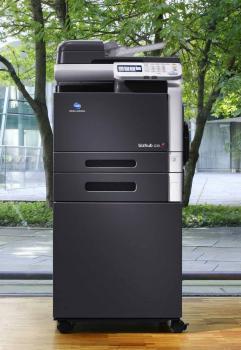 Konica Minolta bizhub C35 gebraucht - erst 23.000 gedr.Seiten