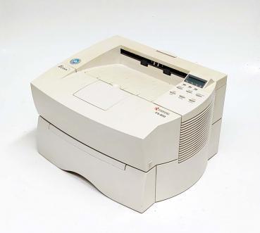 Kyocera FS-800 FS800 Laserdrucker sw parallel Netzwerk gebraucht