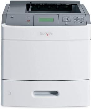 Lexmark T654n Laserdrucker SW bis DIN A4 demodrucker - erst 200 gedr.Seiten