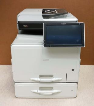 Ricoh MP C307SPF Farb- Multifunktionssystem bis DIN A4 - 78.600 gedr.Seiten