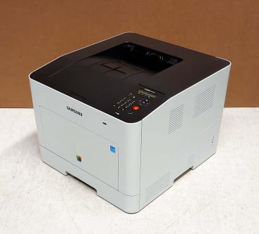 SAMSUNG ProXpress SL-C3010ND Farblaserdrucker demodrucker ohne WLAN - 8.350 gedr.Seiten