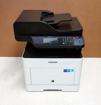 SAMSUNG ProXpress SL-C3060FR Farblaser-Multifunktionsgerät gebraucht - 9.200 gedr.Seiten