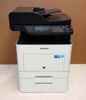 SAMSUNG ProXpress SL-C3060FR inkl. Zusatzfach SL-SCF3001 gebraucht - 2.500 gedr.Seiten