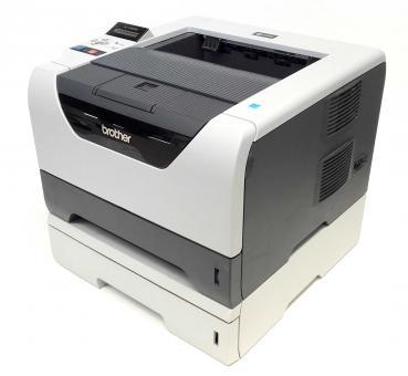 Brother HL-5380DN Laserdrucker sw bis DIN A4 inkl. Zusatzfach
