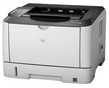 Ricoh Aficio SP 3510DN Laserdrucker SW gebraucht - erst 450 gedr.Seiten