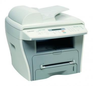 Samsung SCX-4216F SCX4216F Multifunktions Laserdrucker SW gebraucht - 100 gedr.Seiten